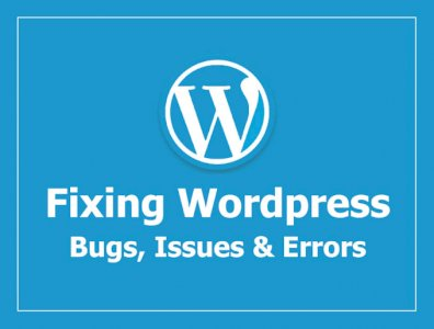I will fix your wordpress website errors